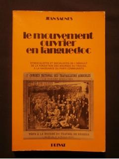 Le mouvement ouvrier en Languedoc