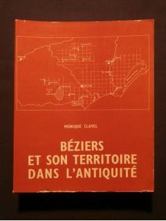 Béziers et son térritoire dans l'antiquité