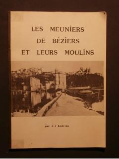 Les meuniers de Béziers et leurs moulins