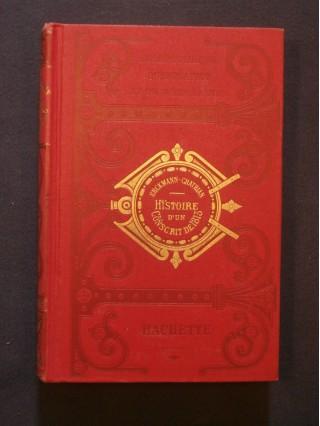 Histoire d'un conscrit de 1815