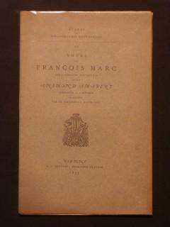 Notes sur François Marc jurisconsulte dauphinois et sur Anemond Amabert imprimeur à Grenoble au XVIe siècle