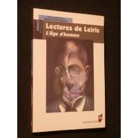 Lectures de Leiris, l'Age d'homme
