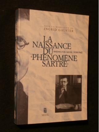 La naissance du phénomène Sartre
