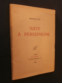 Suite à Perséphone