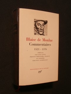 Commentaires 1521-1576
