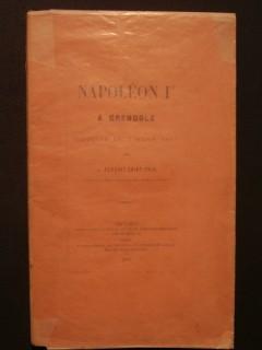 Napoléon 1er à Grenoble