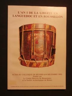 L'an 1 de la liberté en Languedoc et en Roussillon