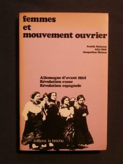 Femmes et mouvement ouvrier