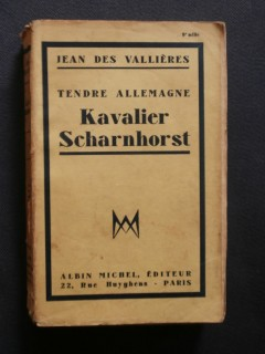 Tendre Allemagne, Kavalier Scharnhorst