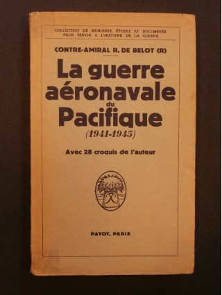 La guerre aéronavale du Pacifique