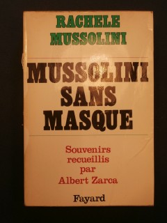 Mussolini sans masque