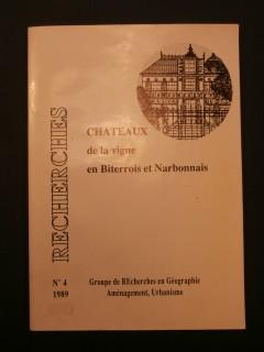 Châteaux de la vigne en Biterrois et Narbonnais