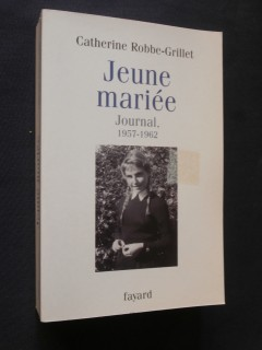 Jeune mariée, journal 1957-1962