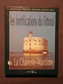 Les fortifications du littoral, la Charente Maritime