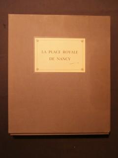 La place royale de Nancy