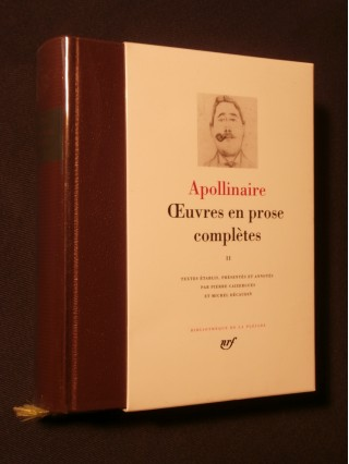 Oeuvres en prose complètes, tome 2