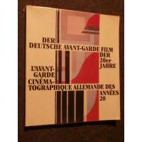 L'avant-garde cinématographique allemande des années 20