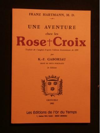 Une aventure chez les Rose Croix
