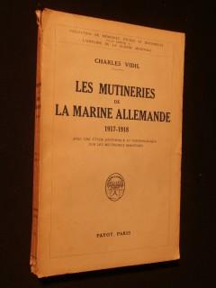 Les mutineries de la marine allemande 1917-1918