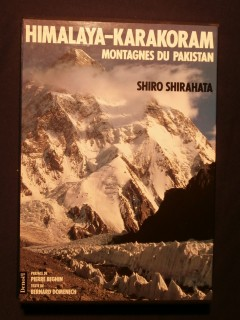 Himalaya Karakoram, montagnes du Pakistan