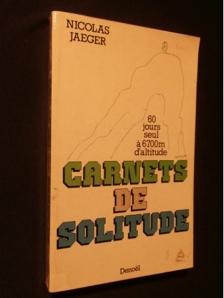 Carnets de solitude
