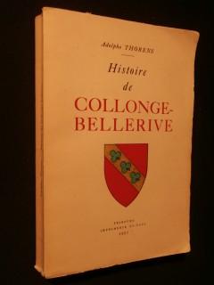 Histoire de Collonge-Bellerive
