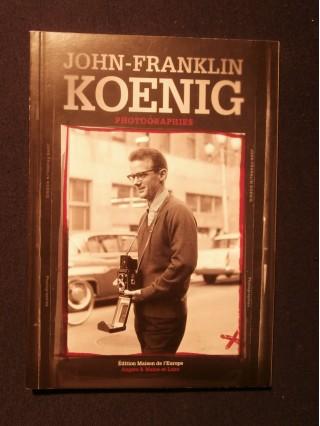John Franklin  Koenig, photographies