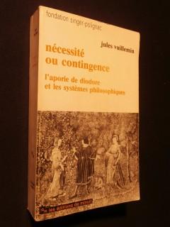 Nécessité ou contingence, l'aporie de Diodore et les systèmes philosophiques