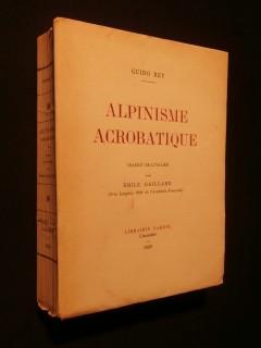 Alpinisme acrobatique