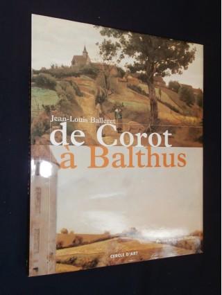 De Corot à Balthus