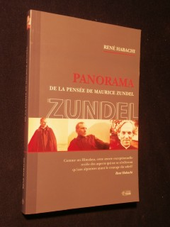 Panorama de la pensée de Maurice Zundel